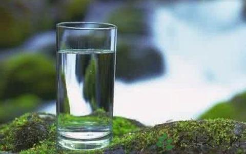 天然矿泉水的好处
