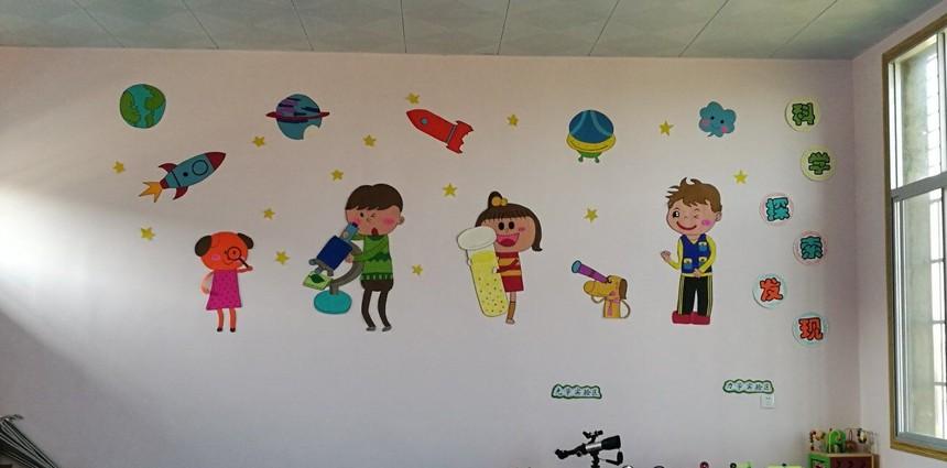 南市中心幼儿园标准化功能室活动精彩纷呈之科探室篇