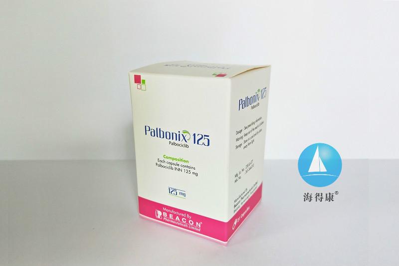 孟加拉碧康帕博西尼Palbociclib仿制药有几种规