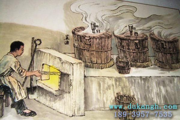 uedbet老酒酿造