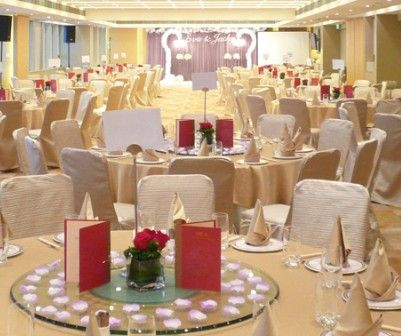婚礼酒店谈判
