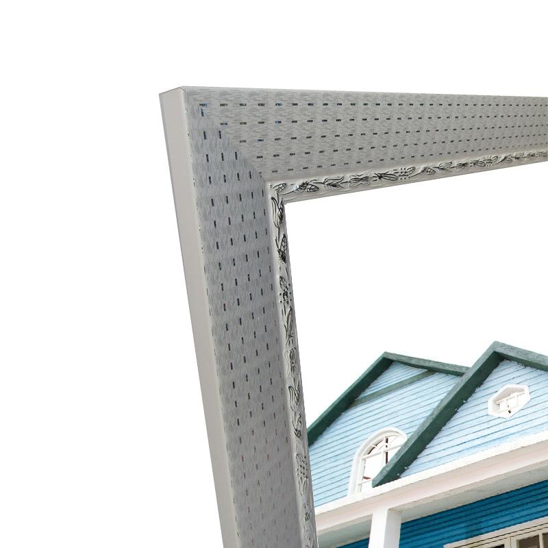 深圳鸿业相框高档现代婚纱照全家福30寸36寸40寸放大相框