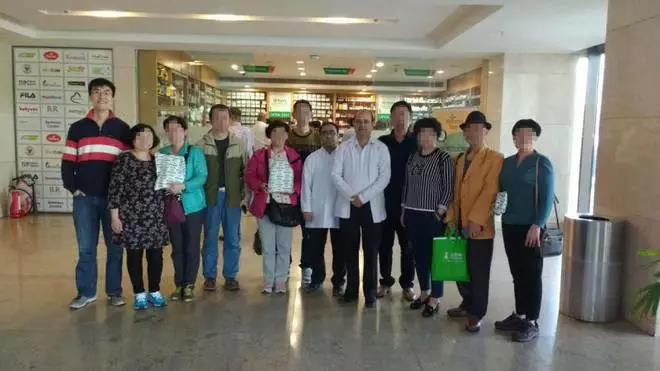 海得康创始人谈帅带中国患者去印度fortis富通医院就医.jpg