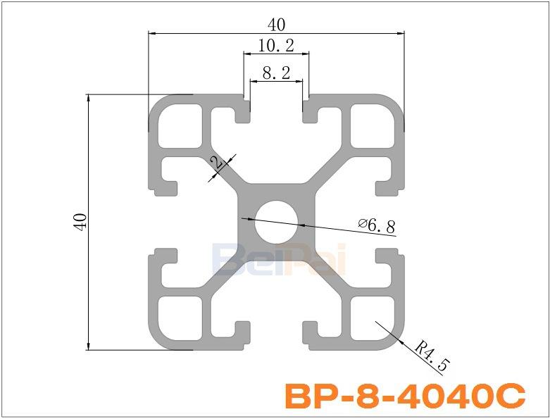 BP-8-4040C
