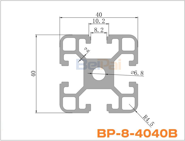 BP-8-4040B