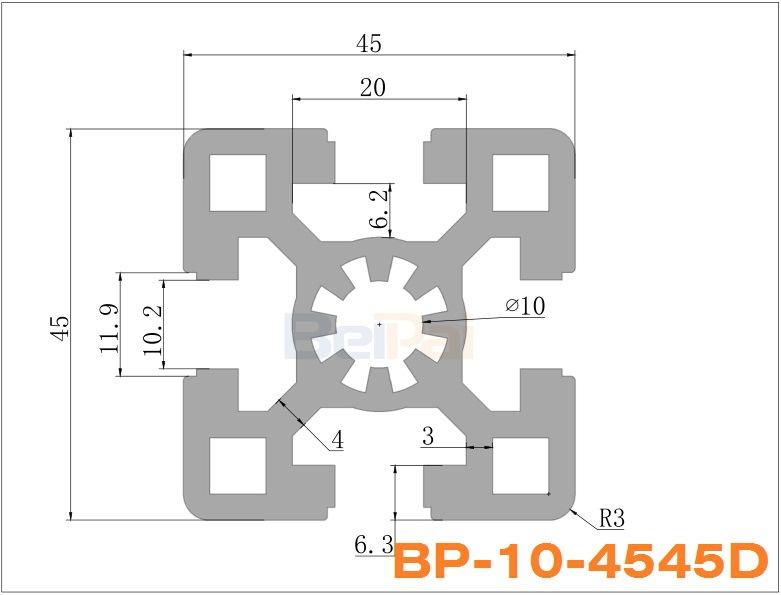 BP-10-4545D