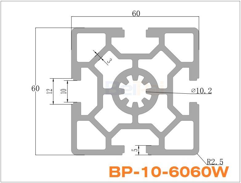 BP-10-6060W