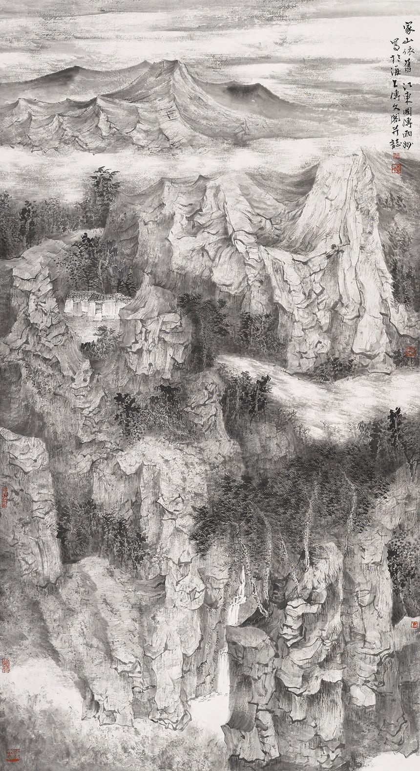 053李国传--家山依旧.jpg