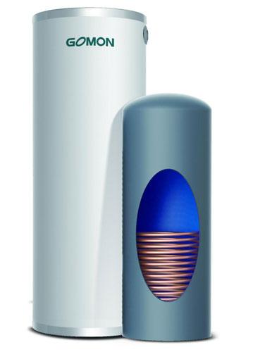 光芒太阳能别墅分体式内置铜盘管水箱