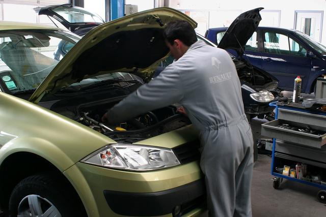 汽车美容快修O2O模式的运营