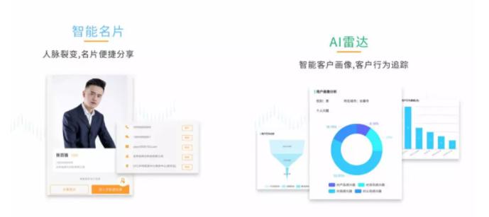 AI智能名片,或许会带你进入2019年的风口