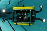 探测设备照明用防水插头