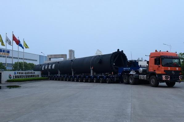 01首台重型加氢反应器顺利完工发货01.jpg