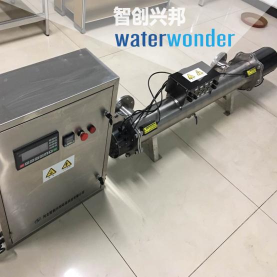 自备井供水紫外线消毒器