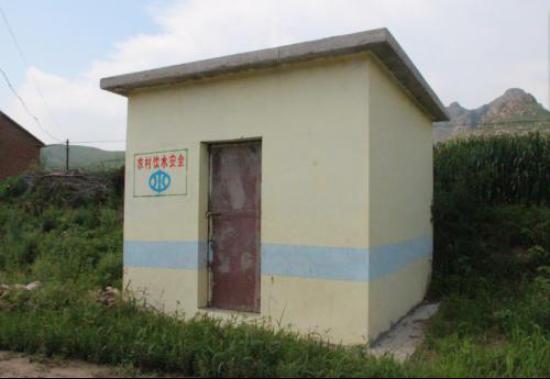广州自备井供水中压紫外线杀菌器