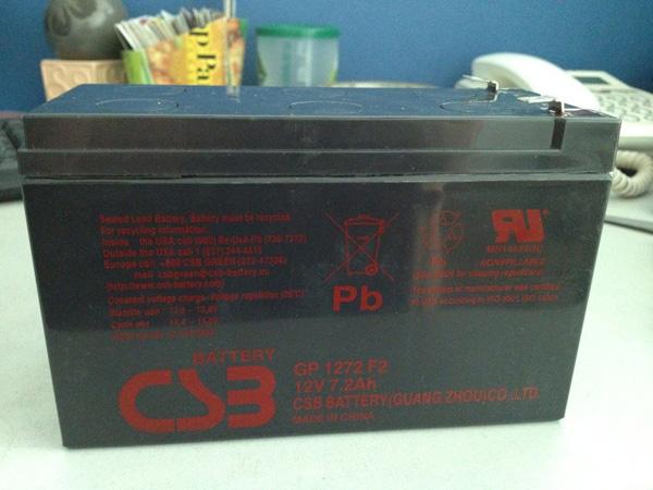 CSB蓄电池