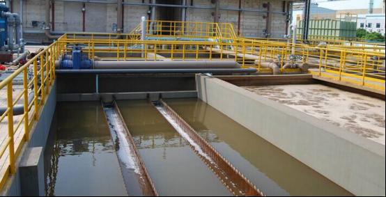 污水处理紫外线消毒器
