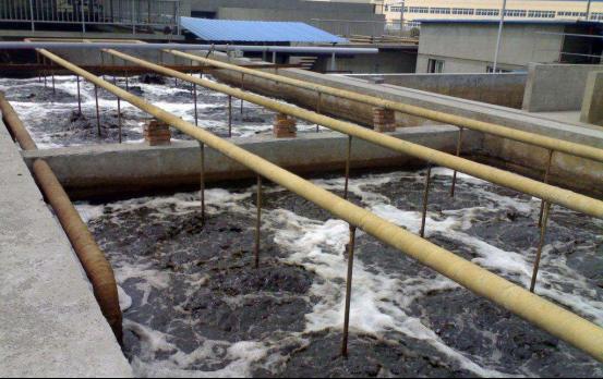 造纸废水处理紫外线消毒器