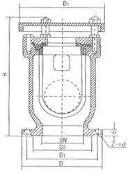 P41X单口快速排气阀结构图.png