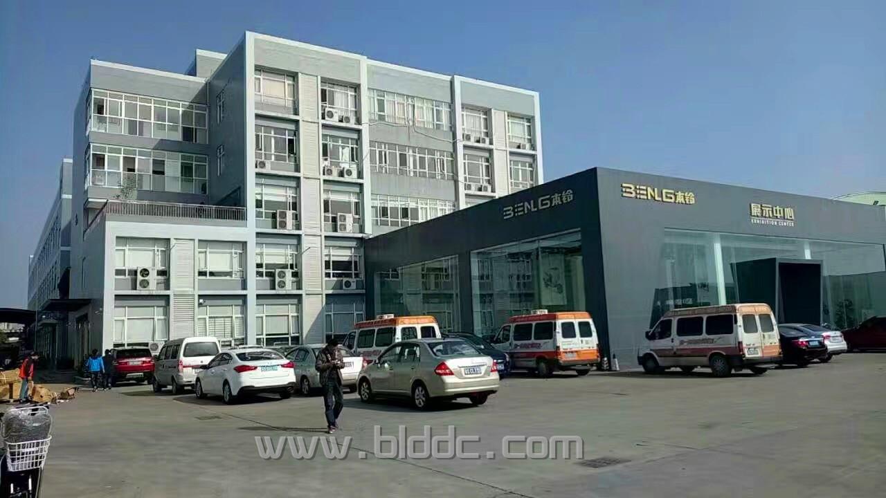 东莞市本铃车业科技有限公司办公大楼