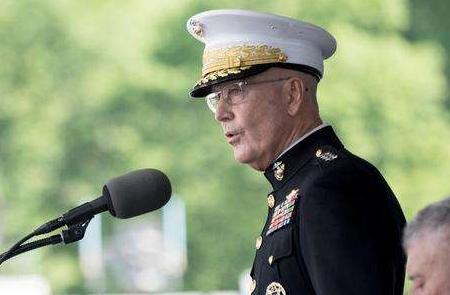 特朗普突然宣布从叙利亚撤军后 美国防部长马蒂斯因政策分歧辞任
