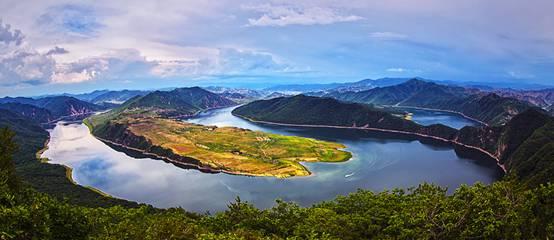 集安太极湾风景区介绍