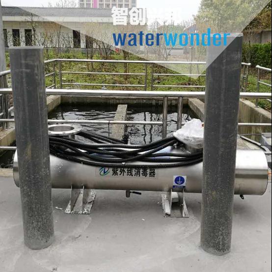 郑州游泳池中压紫外线消毒器
