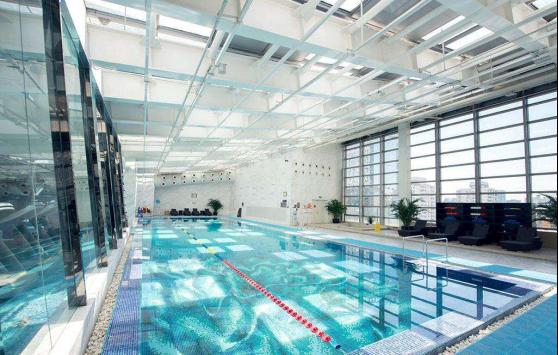 室内游泳池中压紫外线消毒器