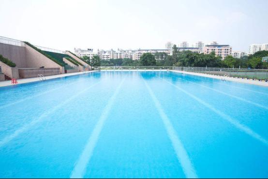 室外游泳池紫外线消毒器
