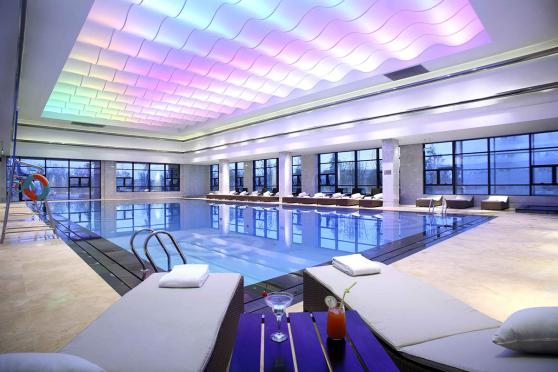 酒店游泳池紫外线消毒器