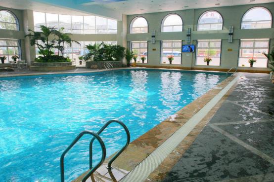 游泳池水循环消毒过滤系统