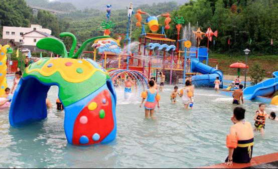 儿童水上乐园紫外线消毒器