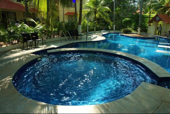 游泳池循环水消毒系统