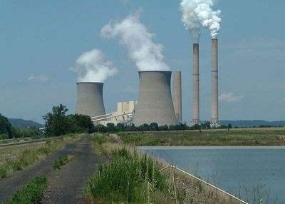 电厂废水污染