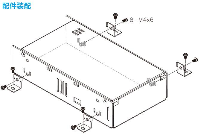 LM-01平板电源支架