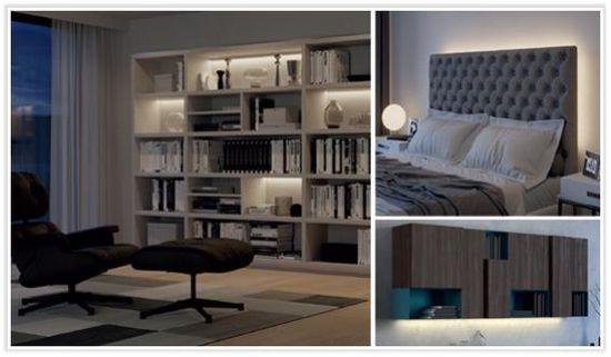 德國海福樂五金自有品牌Loox LED照明系列再添
