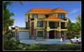 三层新农村别墅自建房设计作品