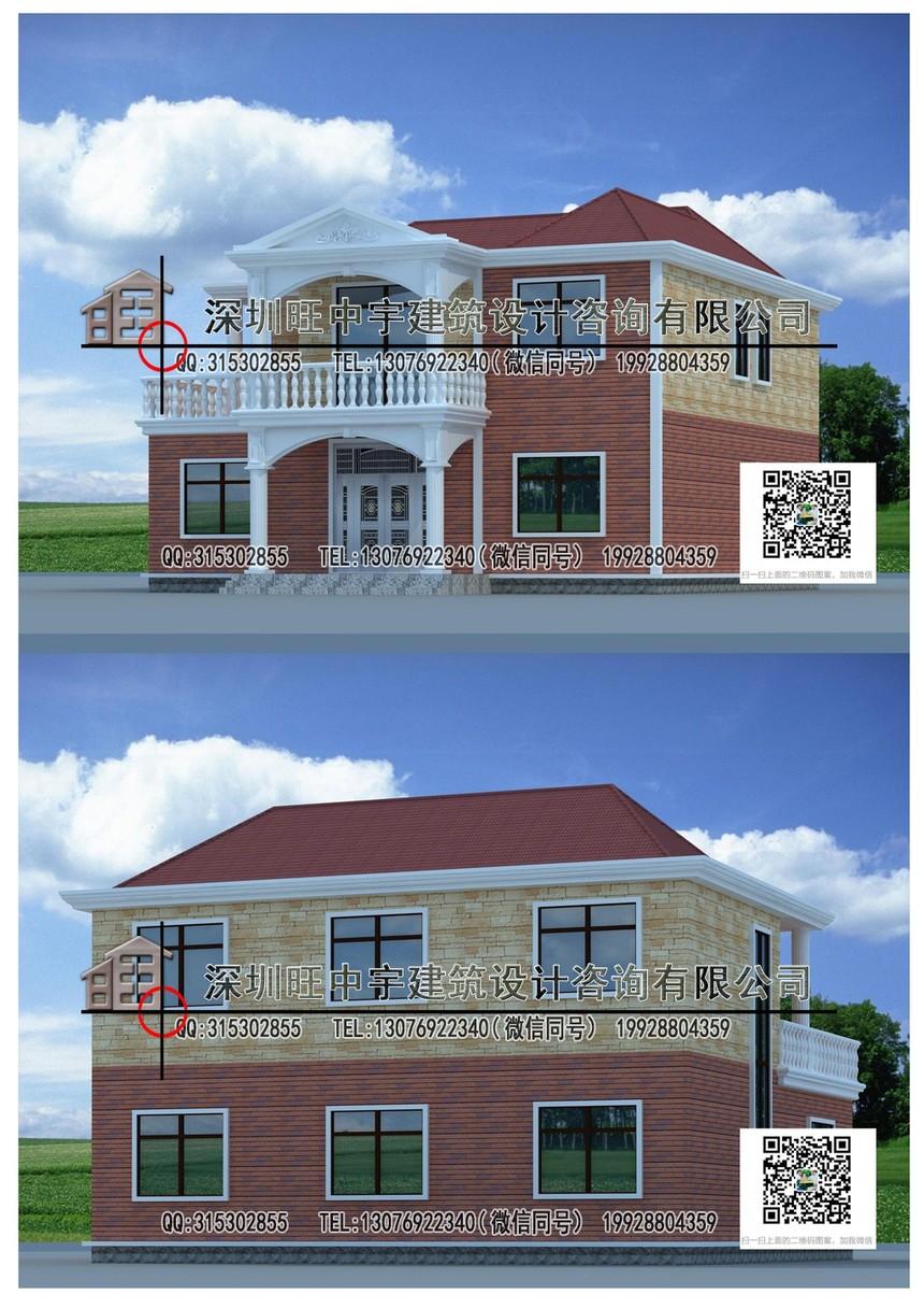 新农村别墅设计,新农村别墅自建房