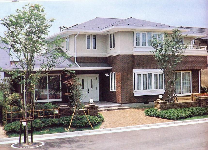 两层独立新农村别墅自建房免费下载