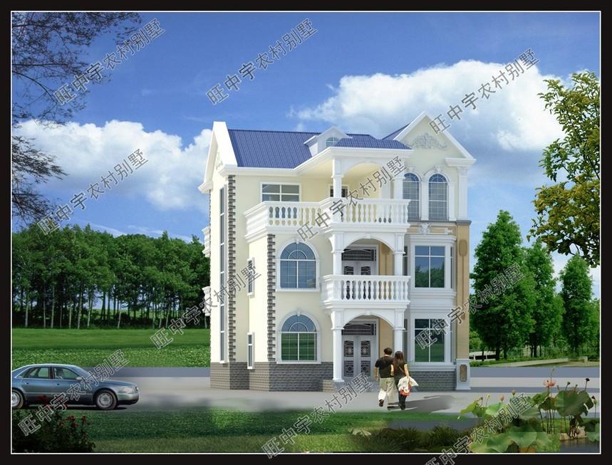 新农村别墅自建房设计