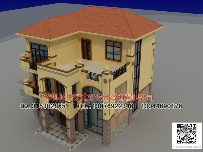新农村别墅自建房