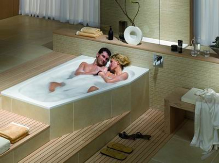 大小合适才洗的舒适浴缸尺寸合集在此!