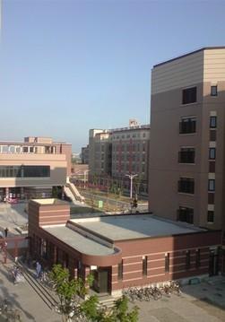 上海电机学院怎么样_上海电机学院:校园风光