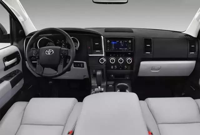 丰田最大号SUV出新款,99%的人都不认识!