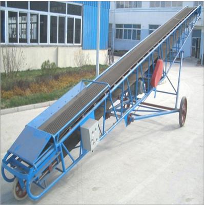 6米長皮帶輸送機