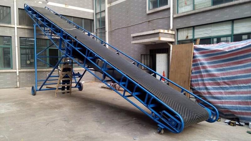 机械百科:可移动式皮带输送机操作规程