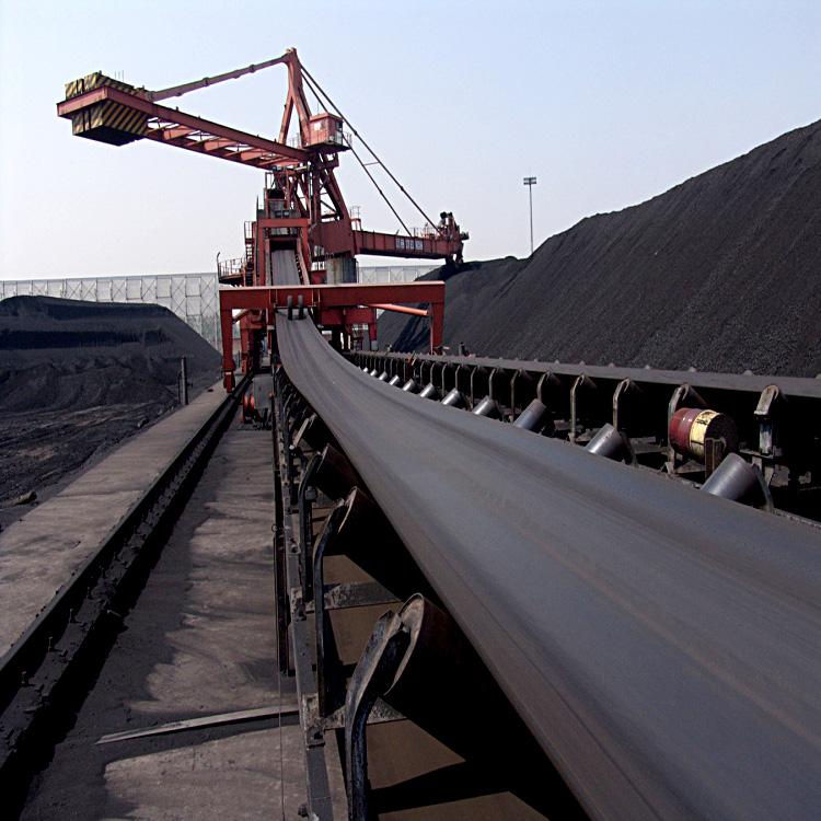 DTⅡ型煤矿用皮带输送机客户现场图