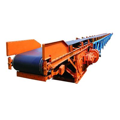 固定式皮带输送机_带式输送机_矿用输送机