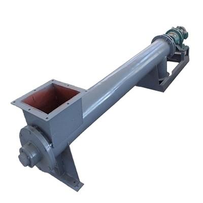 螺旋输送机在石灰石的应用