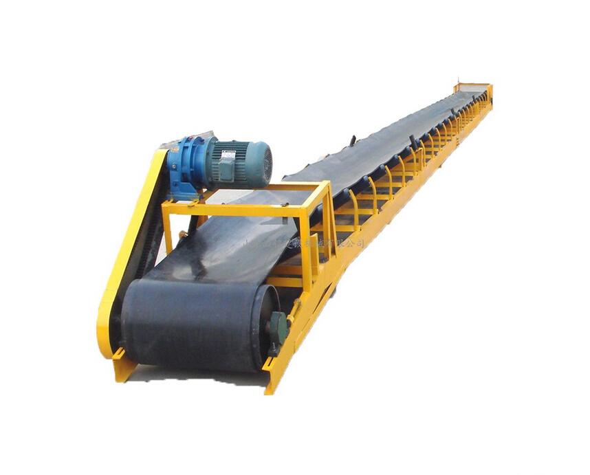 带式输送机在散料情况下的处理方法